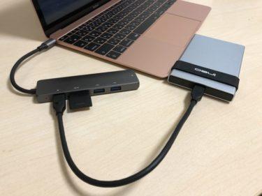 Macbook 12インチのUSB TYPE-C規格まとめ