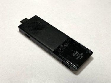 スティック型PCはINTELのSTK2M364CCがおすすめ リモートデスクトップ活用